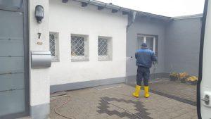 Fassadenreinigung Gießen und Limburg